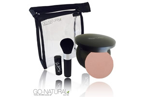 'Go-Natural' all-in-one cosmetic