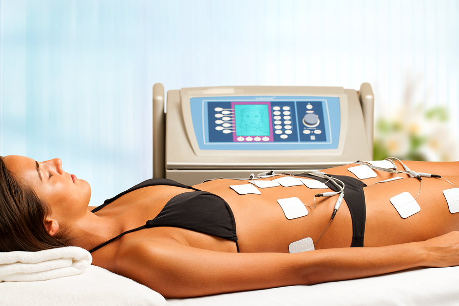Electrical Lymphatic Drainage
