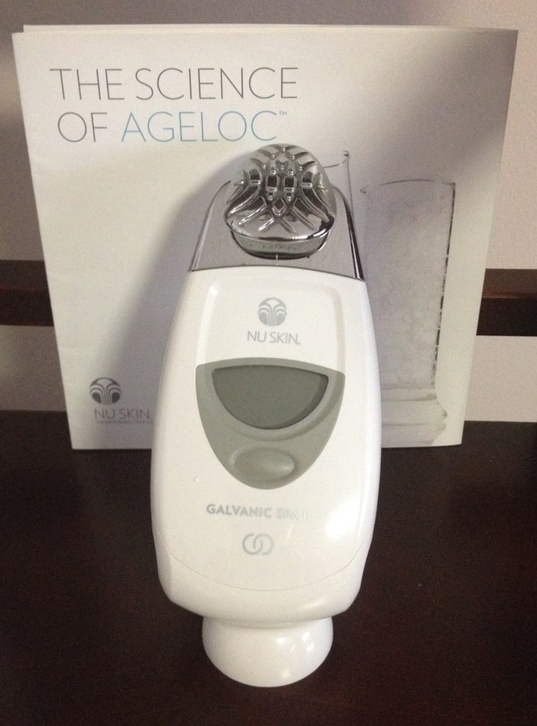 Sweet Specials Offered  The science of Ageloc. Mini Spa Anti-Aging treatment
